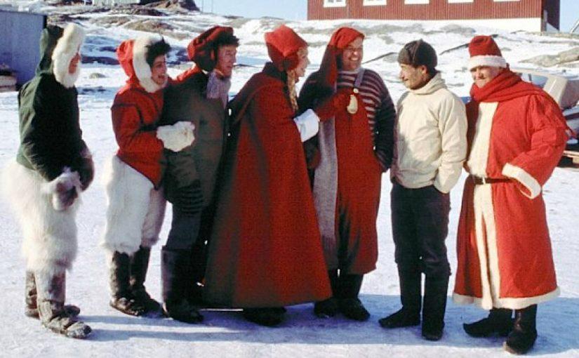 Fedt at Nissebanden i Grønland blev genudsendt