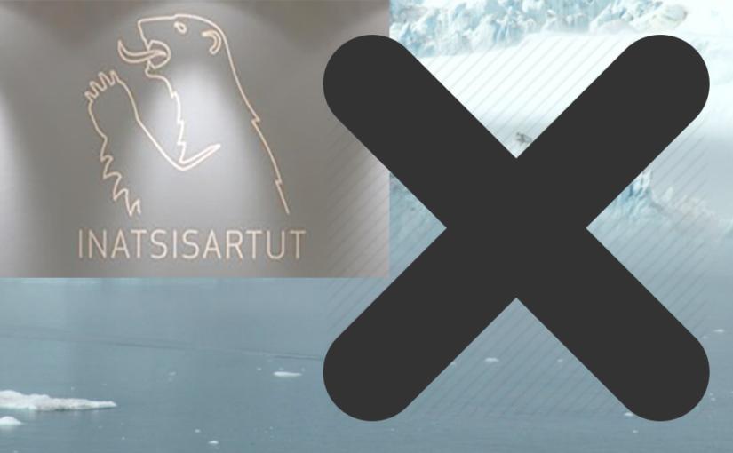 Det grønlandske valg på fem minutter